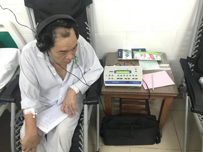 Dịch vụ đo thính lực tận nơi