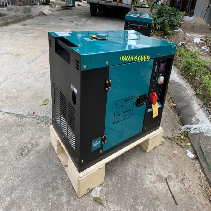 Máy phát điện 8kw 3 pha0