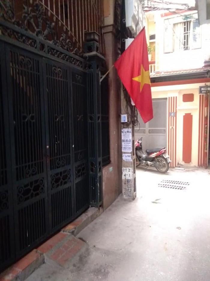 Bán nhà đường Bưởi ngõ thông Đào Tấn lô góc 5 tầng 48m2 MT5.2m