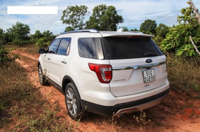 Ford Exploder - Xe nhập Mỹ nguyên chiếc, đẳng cấp sang trọng, mạnh mẽ