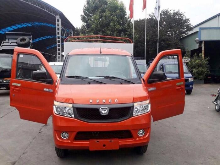 Xe tải 990kg giá đầu Xuân cực sốc, bán xe tải trả góp toàn quốc