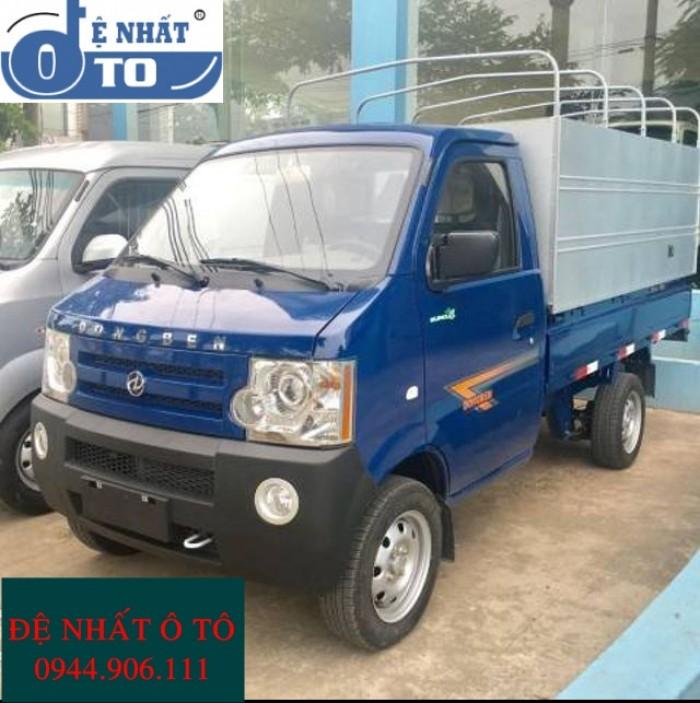 Xe tải nhỏ 810kg, 770kg, 990kg, 1 tấn khuyến mại đầu xuân cực SỐC.