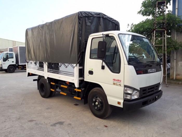Isuzu1.99t thùng bát -QKR77HE4 giá rẽ nhất thị trường