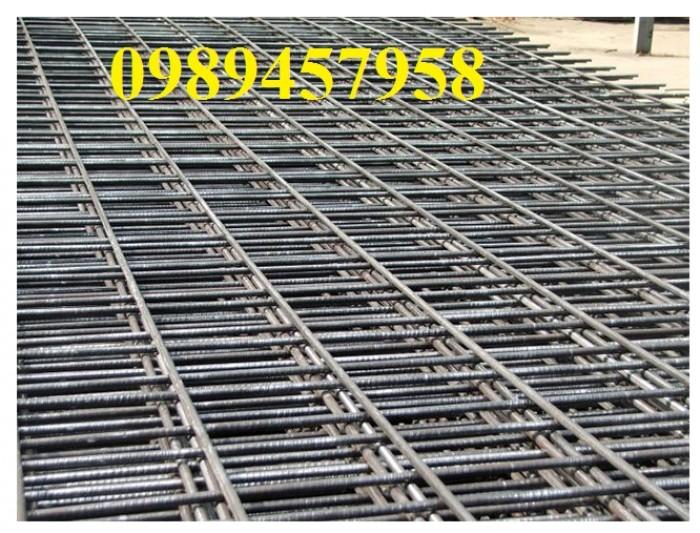 Nhà máy sản xuất Lưới hàn chập phi 5, lưới đổ bê tông phi 6 a 200*200, 250*2504