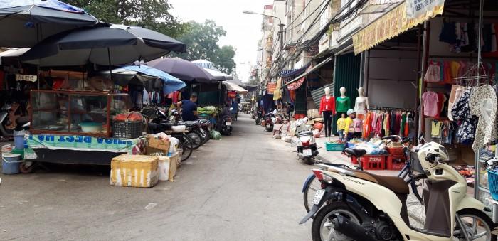 Nhà 4T, 51m2 mặt phố Phan Đình Phùng, nở hậu, KD sầm uất