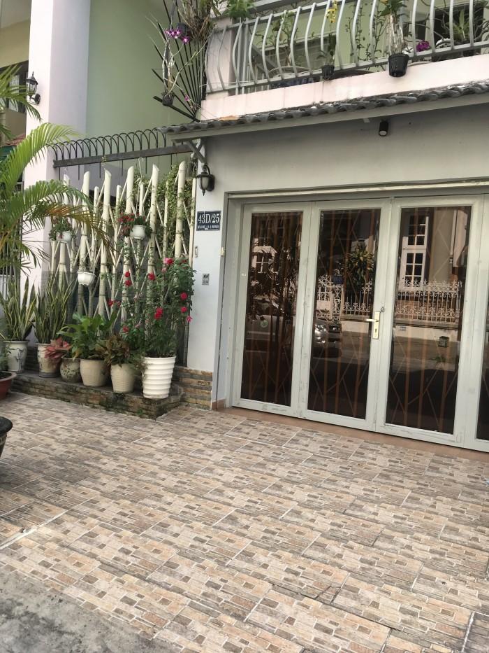 Siêu phẩm! Bán nhà hẻm 8m Thích Quảng Đức, Phường 5, Phú Nhuận.