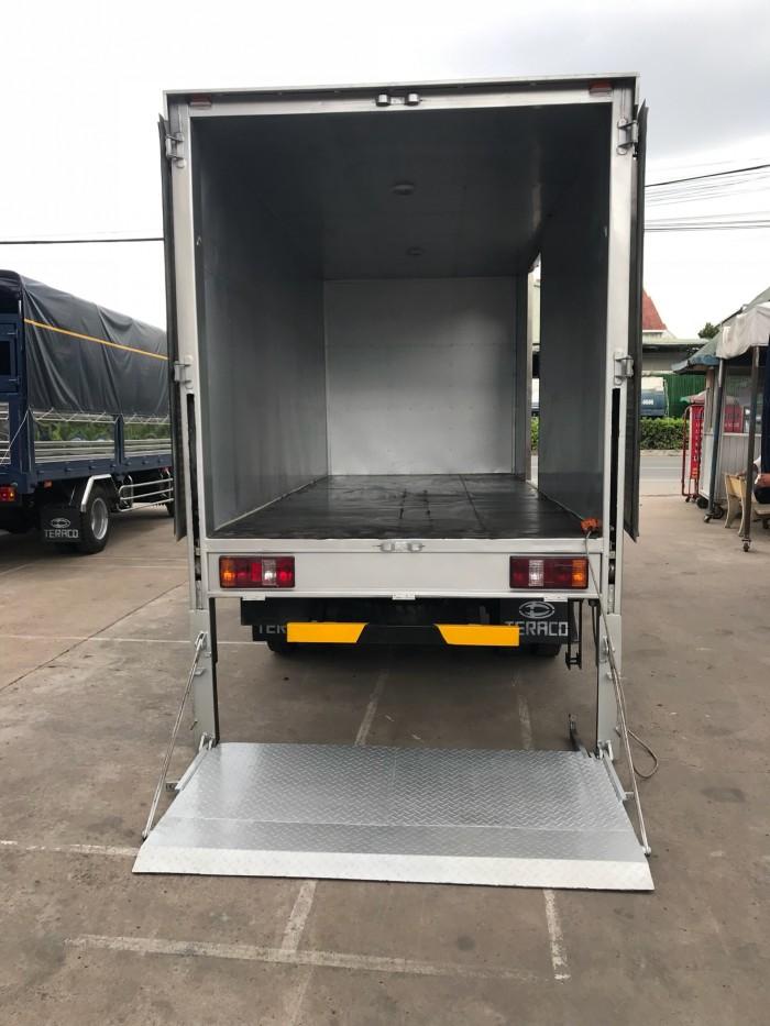 Xe tải chuyên dụng - tera240L thùng bửng nâng