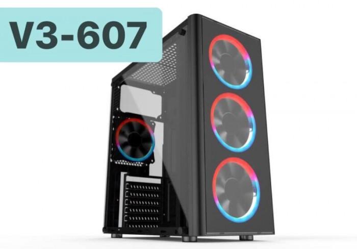 Vỏ thùng case VSP V3-607 Gaming chính hãng0
