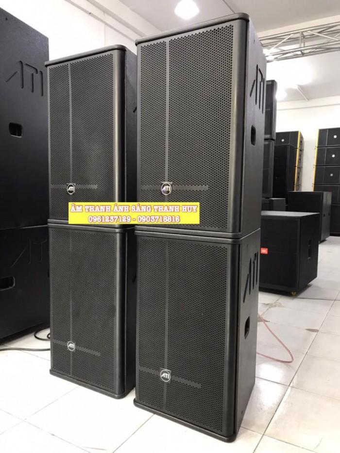Loa 40 ATI 115S phiên bản 2019 nâng cấp Bass Neo trép Neo