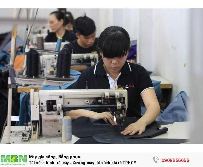 Xưởng may túi xách giá rẻ TPHCM - BaloTuiXach