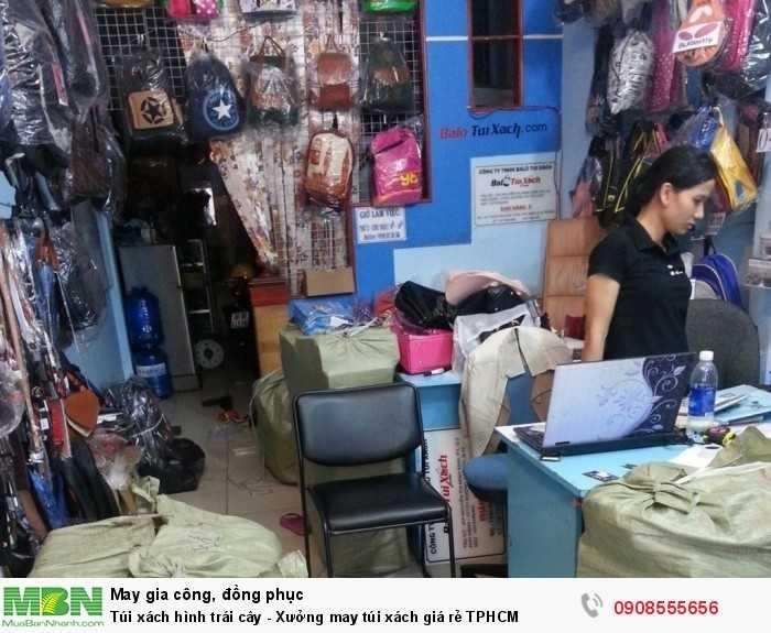 Nguồn hàng sỉ cho shop bán lẻ từ công ty sản xuất ba lô túi xách theo mẫu làm t...