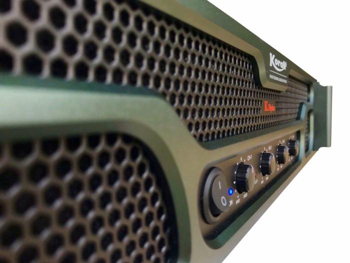 Đẩy 4 kênh KORAH K10plus nguồn xung chính hãng1