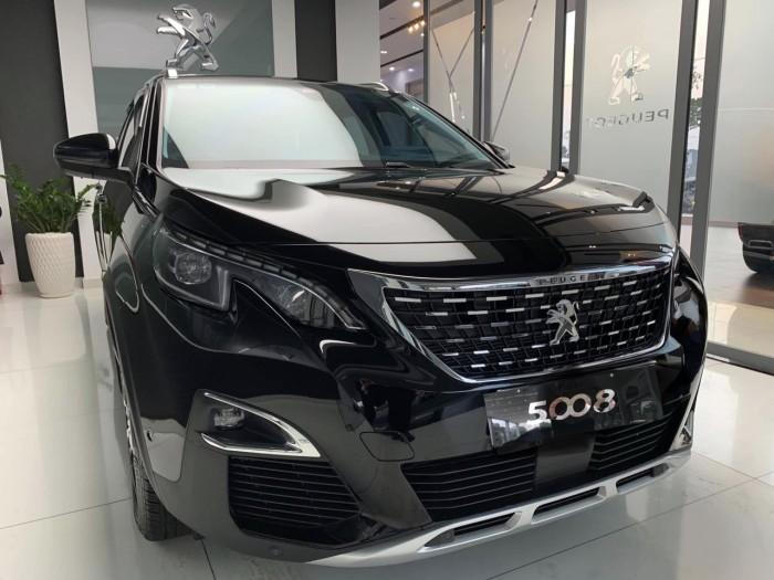 Xe 5008 Đen KTV 2019 tại Peugeot Lạng Sơn 6