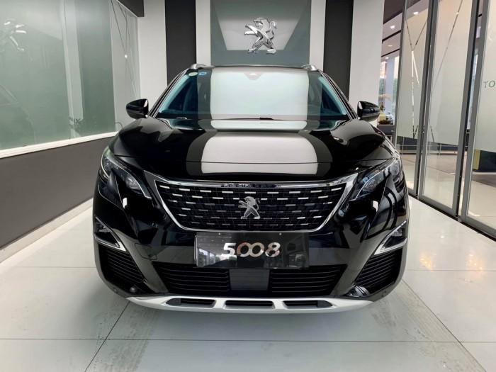 Xe 5008 Đen KTV 2019 tại Peugeot Lạng Sơn 5