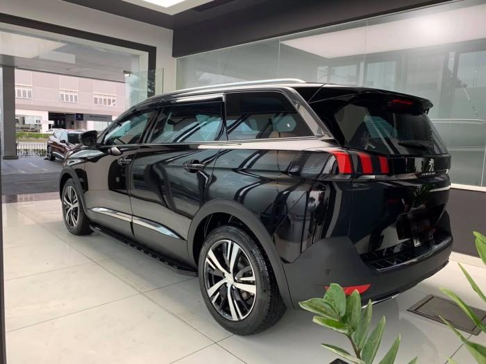 Xe 5008 Đen KTV 2019 tại Peugeot Lạng Sơn
