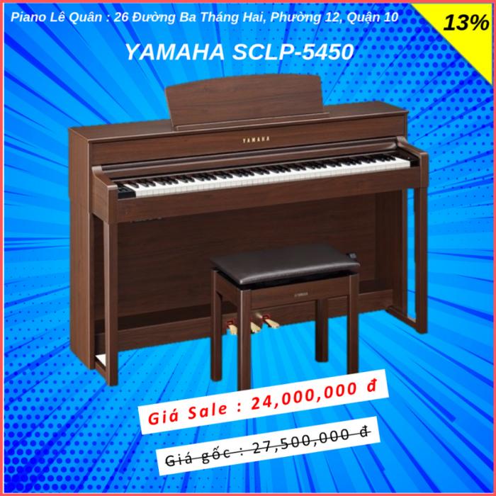 Piano Yamaha SCLP-5450. BH 2 năm0