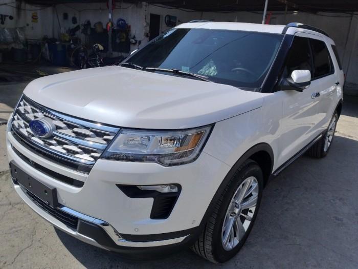 Ford Expolrer Giá cạnh tranh, chiết khấu hấp dẫn cho khách mua ngay trong tháng !!