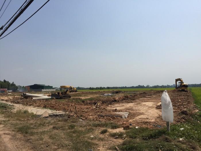 Chính chủ cần bán gấp lố đất cu chi giá rẻ.shr. đường 9m