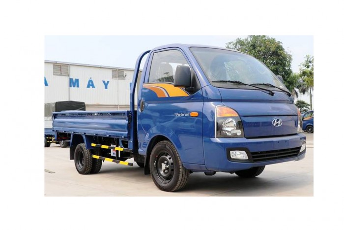 Xe tải Hyundai 1.49t  thùng lửng  PORTER 150  giá tốt