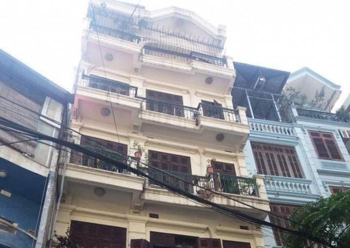 Bán nhà 5 tầng phố Thanh Miến 58m mặt tiền 6.6m