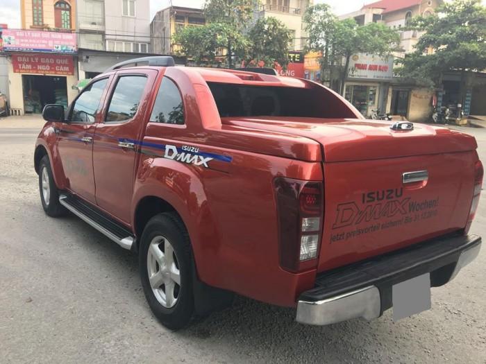 Bán nhanh em Isuzu Dmax số sàn 2017 máy dầu màu đỏ độc nhất đẹp.