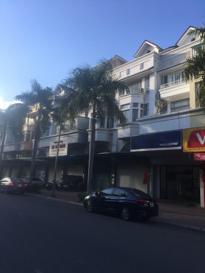 Bán nhà mặt tiền đường Trần Trọng Cung Phường Tân Thuận Đông Quận 7