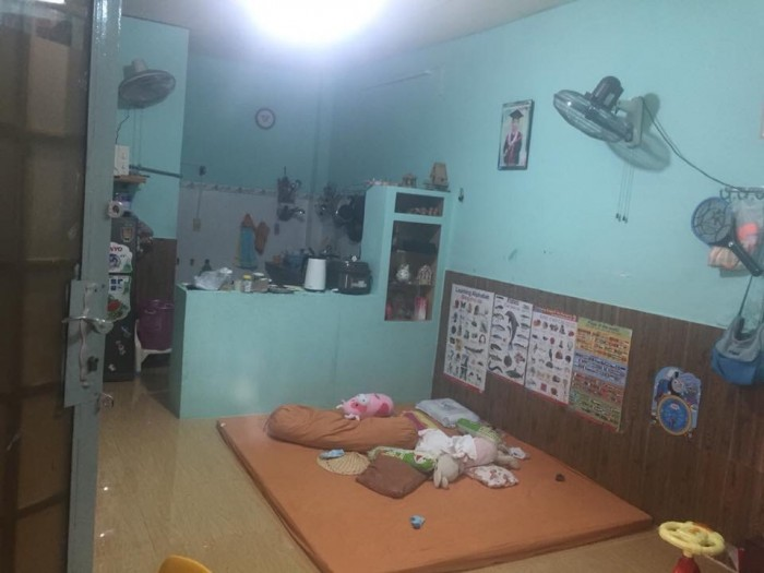 Bán nhà lầu hẻm 1041 Trần xuân soạn - F tân Hưng Q7