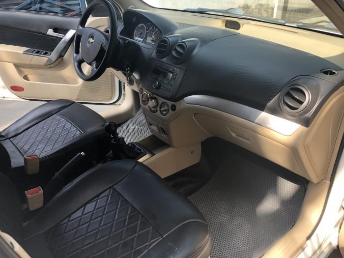 Bán Chevrolet Aveo 2017 số sàn màu trắng Tuyệt đẹp. 11
