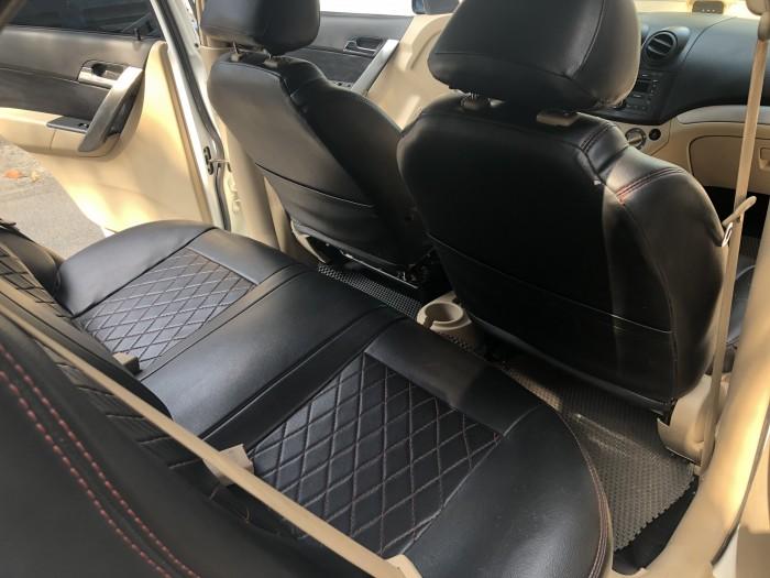 Bán Chevrolet Aveo 2017 số sàn màu trắng Tuyệt đẹp. 9
