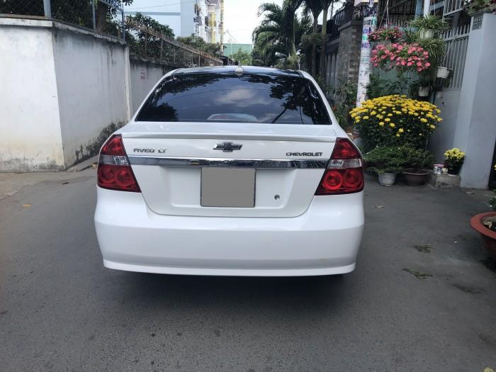 Bán Chevrolet Aveo 2017 số sàn màu trắng Tuyệt đẹp. 3