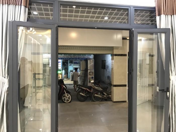 Bán nhà lầu MT hẻm 1041 Trần xuân soạn- F tân Hưng Q7