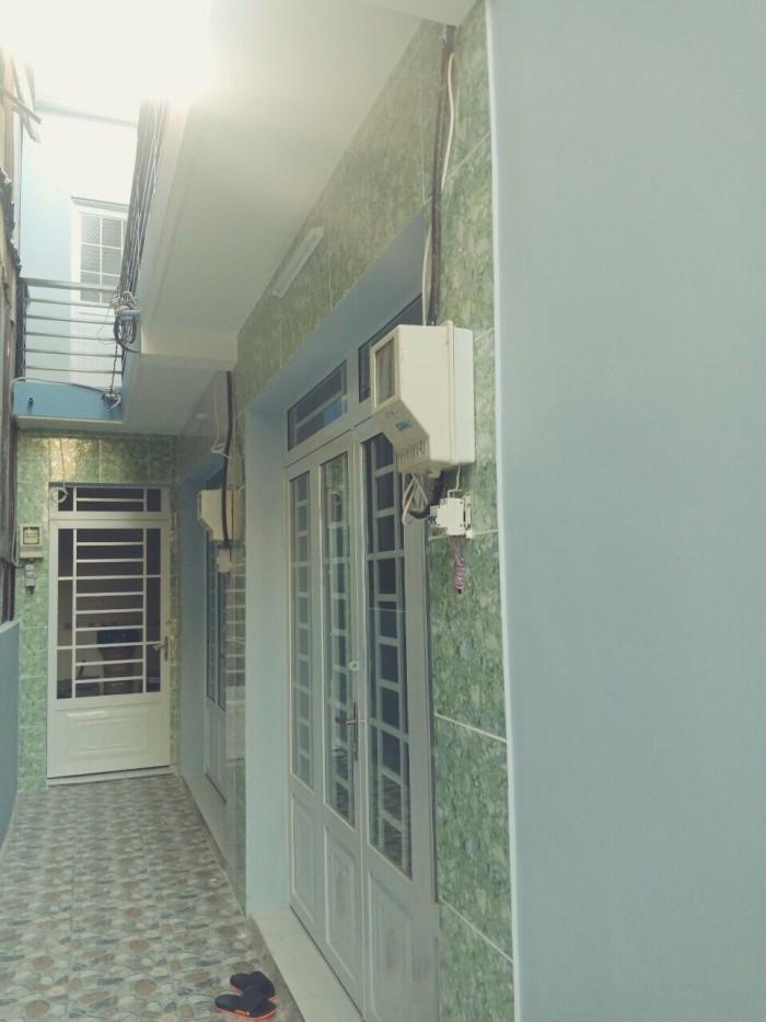Bán nhà lầu Hẻm 70 đường 17 Tân Thuận Tây Q7