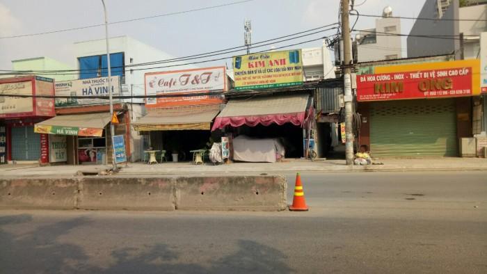 Bán nhà Mặt tiền Huỳnh Tấn Phát F phú thuận Q7