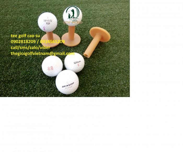 Tee golf cao su chất lương cao giá rẻ