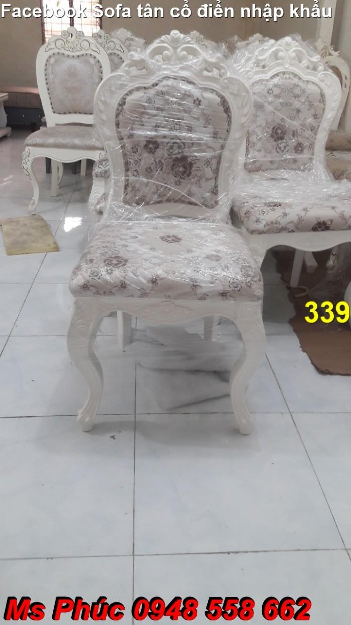 bàn ghế phòng ăn tân cổ điển12