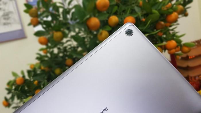 Huawei Mediapad M5 Lite 4G | Pin 7500mAh.4 loa Harman Kardon 3D.Vân Tay 1 Chạm,Type-C.Nghe gọi4