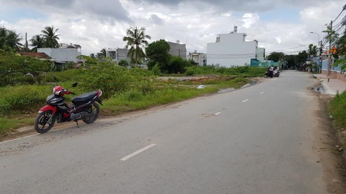 Đất mặt tiền đường Võ Văn Hát, ngã 3 Lò Lu mở rộng, Long Trường, Q.9