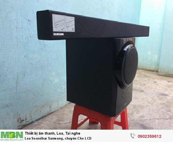 Loa Soundbar Samsung, chuyên Cho LCD