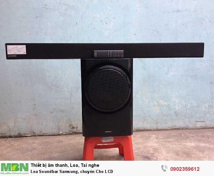 Loa Soundbar Samsung, chuyên Cho LCD1