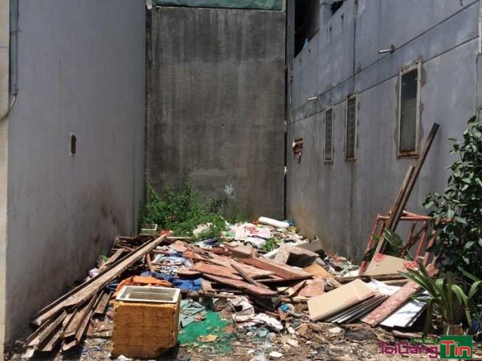 Bán đất MT đường Hương Lộ 11, sau chợ Bình Chánh, SHR