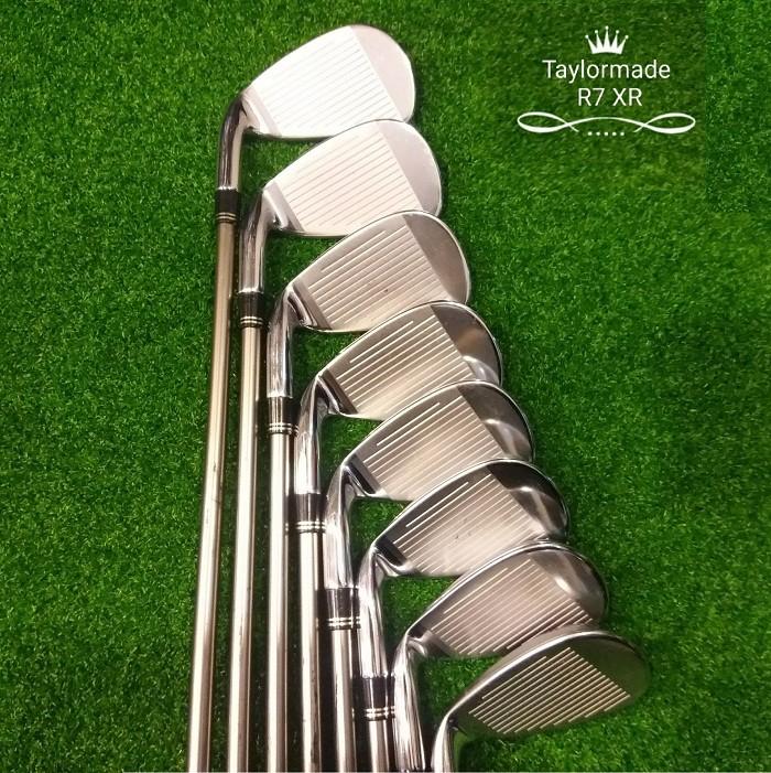 Bộ gậy golf Iron Taylormade R7 XR cũ2