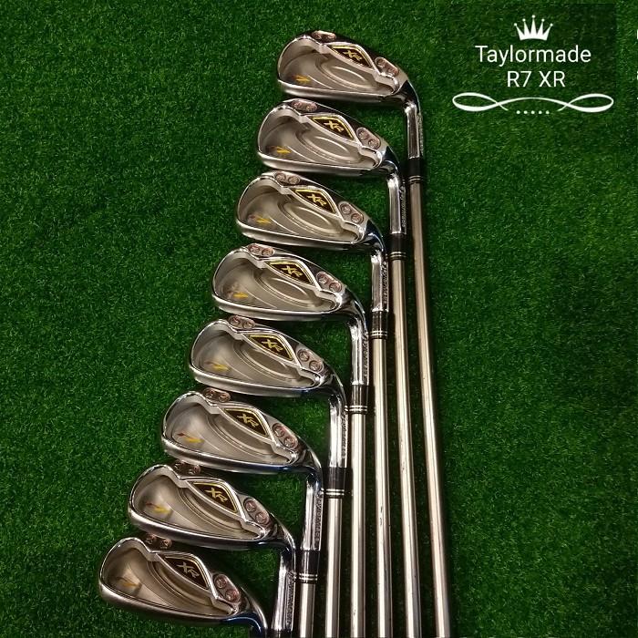Bộ gậy golf Iron Taylormade R7 XR cũ1