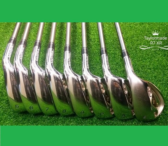 Bộ gậy golf Iron Taylormade R7 XR cũ3