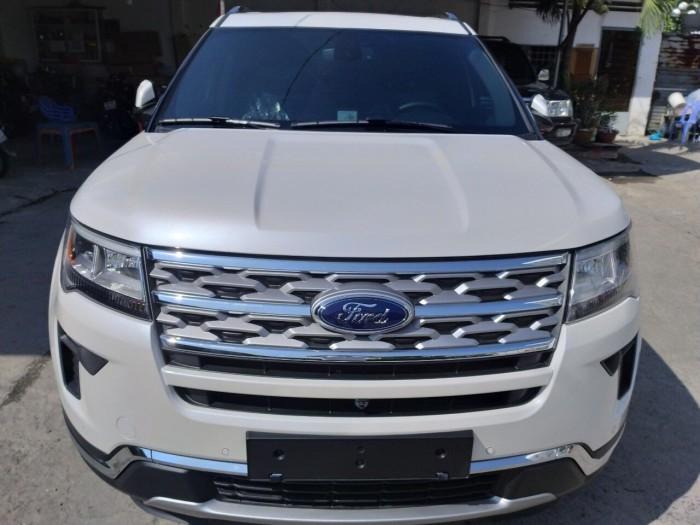 Ford Expolrer Giá cực tốt trong tháng hỗ trợ tốt đa