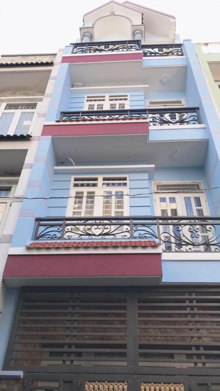 Nhà bán 424/62B quận Bình Tân