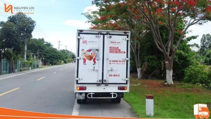 Dịch vụ cho thuê xe tải 750kg giá phải chăng