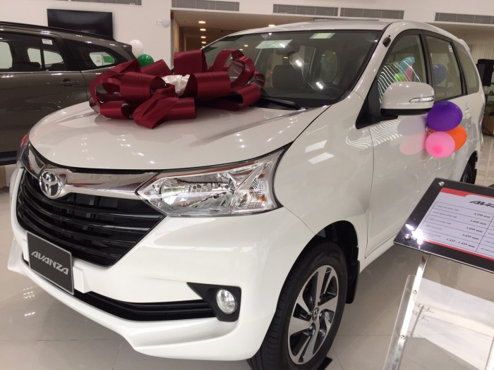 TOYOTA  AVANZA 1.5 AT - Nhập Indonesia - Tháng 5 Giao