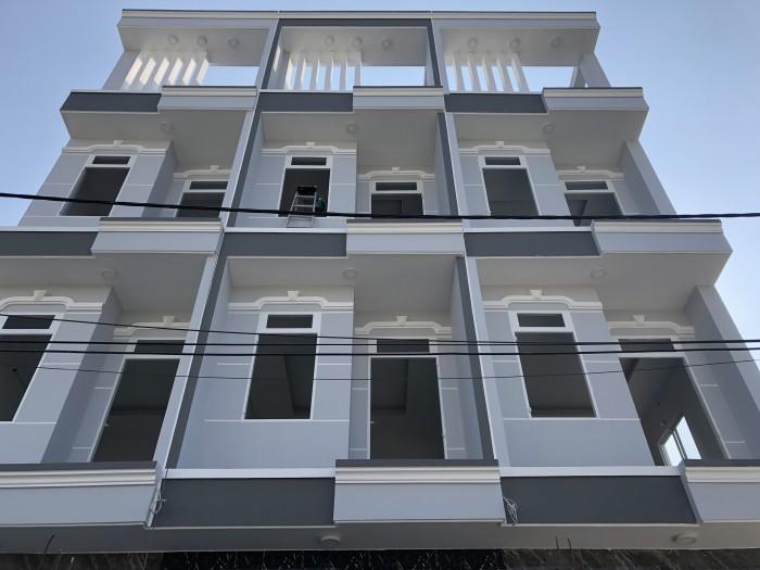 Bán nhà đường Đào Tông Nguyên, Phú Xuân, Huyện Nhà Bè, DT 3.2 x 12m, 3 lầu, sân thượng