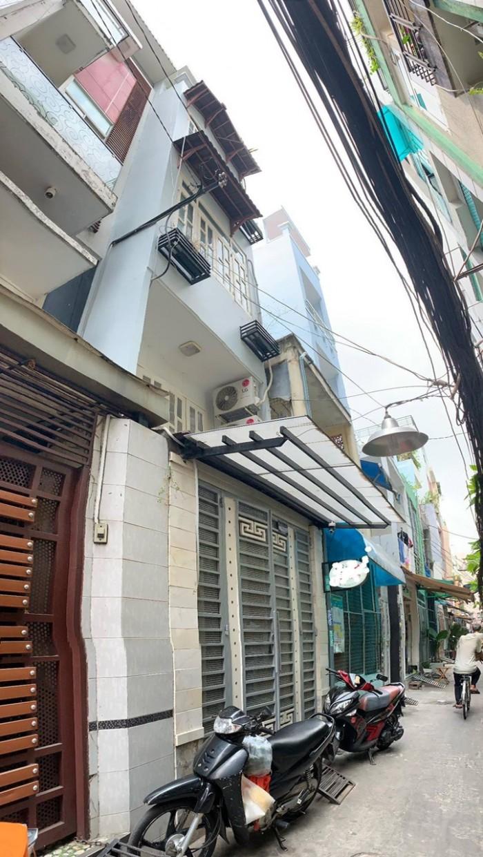 Bán Căn Nhà Đẹp Hẻm Đường Nguyễn Thiện Thuật, Quận 3