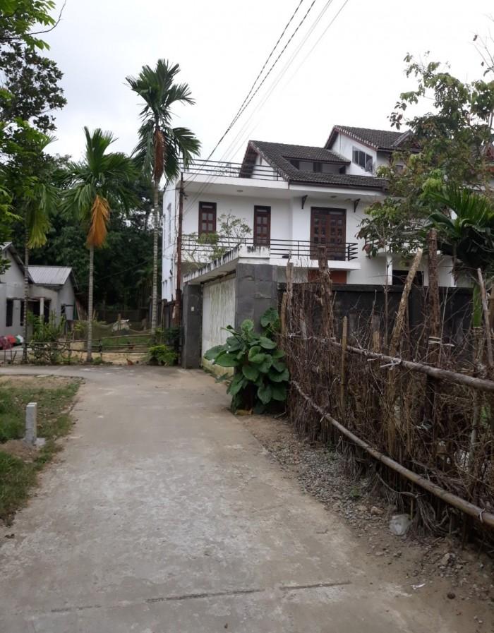 Cần bán lô đất đường Tam Thai - TT Huế